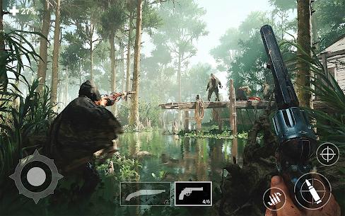 Crossfire: Survival Zombie Shooter (FPS) Mod Apk 1.0.8 6