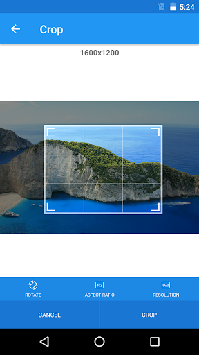 Photo & Picture Resizer: Resize, Downsize, Adjust 1.0.289 Screenshots 7