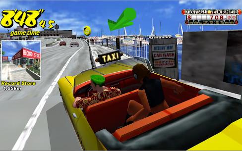 Crazy Taxi Classic 5