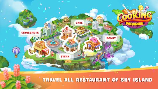 طبخ الجنة: لعبة الشيف والمطعم 2