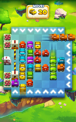 Traffic Puzzle - Match 3 & Car Puzzle Game 2021 android2mod screenshots 14