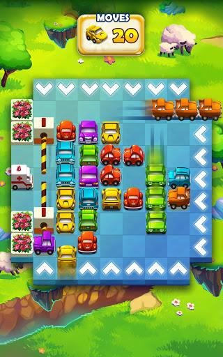 Traffic Puzzle - Match 3 & Car Puzzle Game 2021 1.55.3.327 screenshots 14