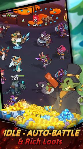 Hero Summoner - Free Idle Game  screenshots 2