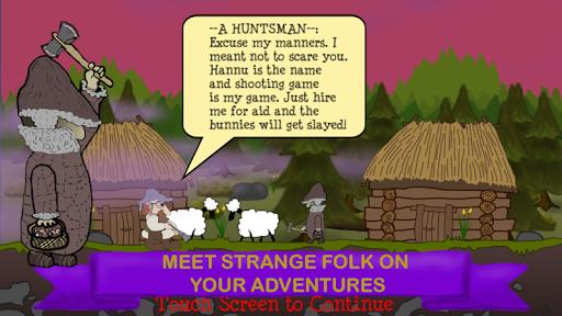 hannu the hunter screenshot 2