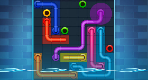 Line Puzzle: Pipe Art 20.1124.00 screenshots 6