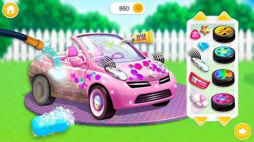 Sweet Baby Girl Cleanup 5 - Messy House Makeover 7.0.30030 screenshots 7