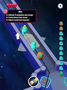 Space Hunt: Imposter vs Crew