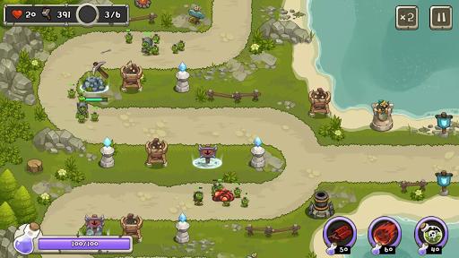 Tower Defense King  screenshots 3