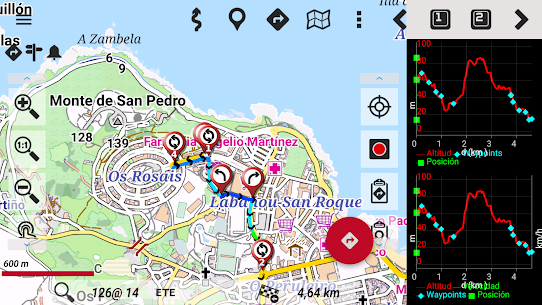 OruxMaps GP Mod Apk 8.1.8GP (Full Paid/Patched) 3