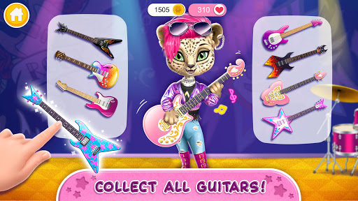 Rock Star Animal Hair Salon - Super Style & Makeup 4.0.70031 screenshots 8