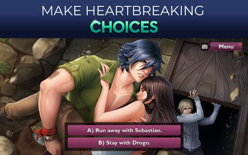 Is It Love? Sebastian - Adventure & Romance android2mod screenshots 19