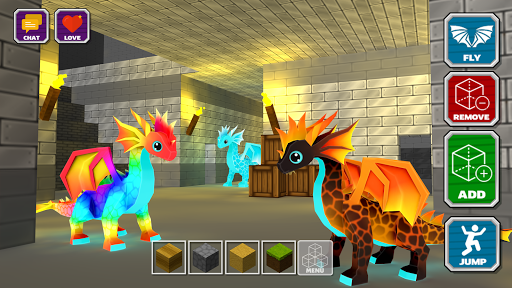 Dragon Craft 1.9.7 screenshots 3