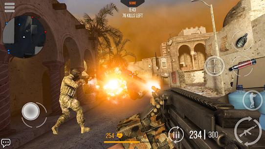 Modern Strike Online MOD APK 1.46.0 (Unlimited Ammo) 14