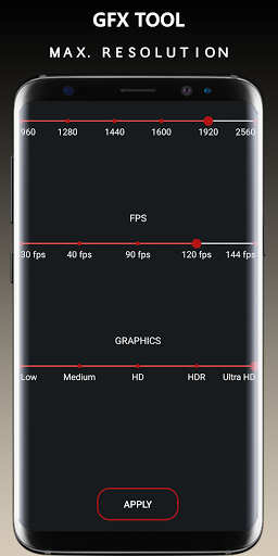 Game Booster Free Fire GFX- Lag Fix modavailable screenshots 3
