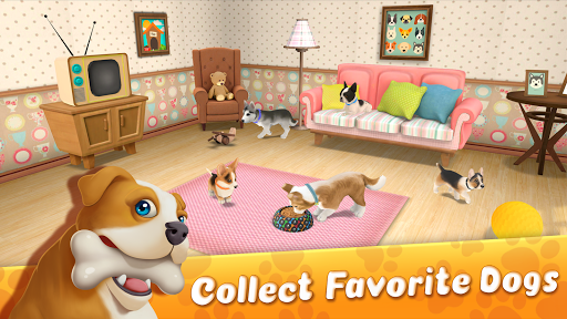 Dog Town: Pet Shop Game, Care & Play with Dog screenshots 9