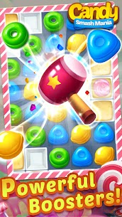 Free Candy Smash Mania 2