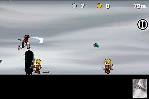 samurai less screenshot 1