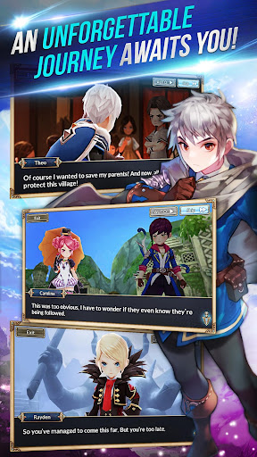 Knights Chronicle 4.5.0 screenshots 1