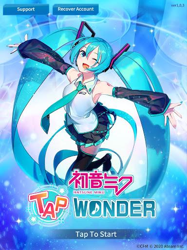 Hatsune Miku - Tap Wonder android2mod screenshots 7