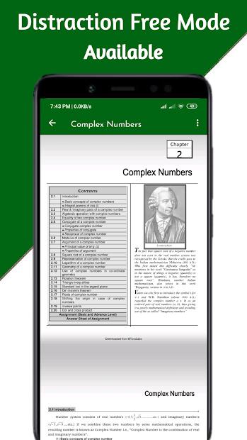 Maths Notes for JEE Offline screenshot 2