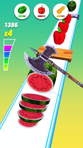 Food Slicer u2013 Slice Veggies, Fruits, Bread, Cakes 1.51 screenshots 5