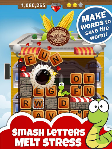 Word Wow Big City - Word game fun screenshots 1
