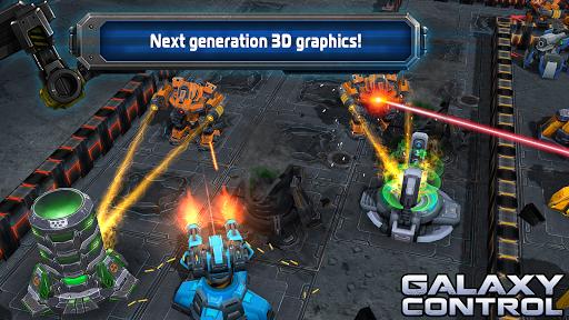 Galaxy Control: 3D strategy 34.17.89 Screenshots 12