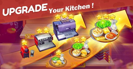 Cooking Voyage - Crazy Chef's Restaurant Dash Game 1.4.4+3878cd2 screenshots 8