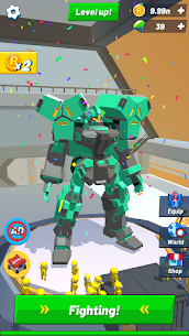 Idle Robot Inc – Idle, Tycoon  Simulation Apk Download 2021 2