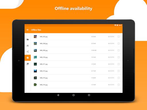 HiDrive  screenshots 15