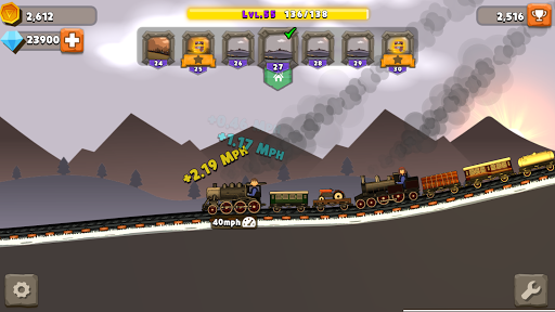 TrainClicker Idle Evolution apkpoly screenshots 4