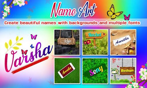 Name Art Photo Editor - 7Arts Focus n Filter 2021  Screenshots 20