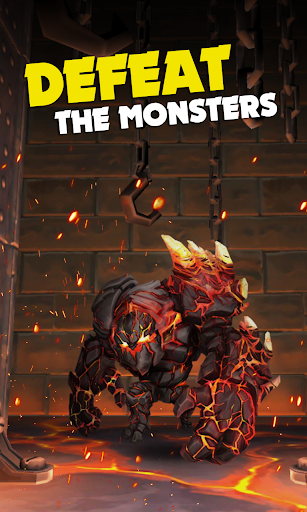 Dungeon Monsters apklade screenshots 2