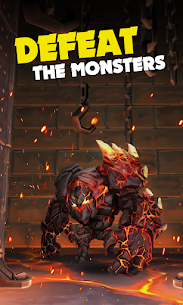 Dungeon Monsters Mod Apk (1 Hit Kill/No Ads) 2