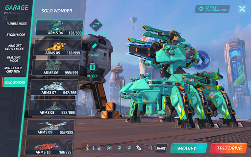 Astracraft 0.100.107 screenshots 15