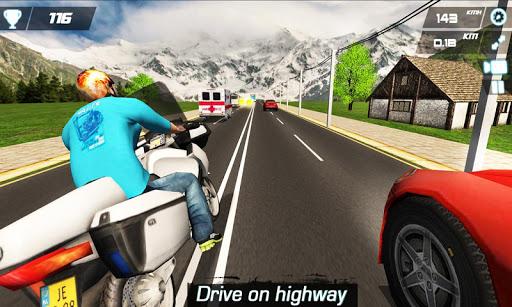 VR Bike Racing Game - vr bike ride 1.3.5 screenshots 8