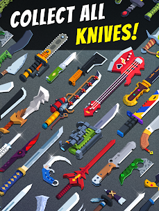 Flippy Knife MOD APK 1.9.8 (Unlimited Money) 8
