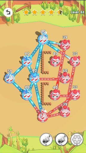 Code Triche Tower Invasion (Astuce) APK MOD screenshots 6