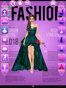 Fashion Model 2020 - Rising Star Girl 1.4 Screenshots 21