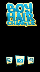 Boy Hair Changer  For Pc (Download On Computer & Laptop) 1