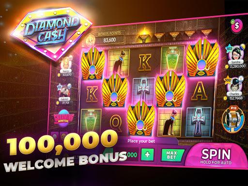 Diamond Cash Slots Casino: Las Vegas Slot Games  screenshots 16