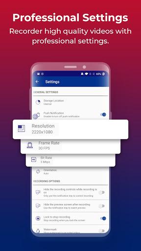 Screen Recorder android2mod screenshots 8