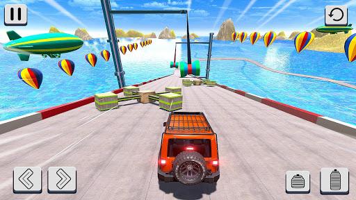 Mega Ramp Car Racing Stunts 3D - Impossible Tracks 1.2.9 Screenshots 7