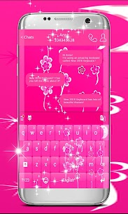 Keyboard Colors Pink 1.307.1.105 Mod APK Updated 1