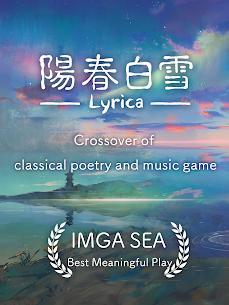 Lyrica Mod Android 1