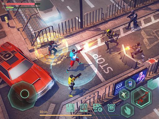 Cyberika: Action Adventure Cyberpunk RPG  screenshots 12