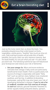 Brain Boosting Foods + For Pc Or Laptop Windows(7,8,10) & Mac Free Download 3