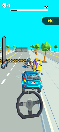Drivengers - Drive and smash! apkpoly screenshots 3