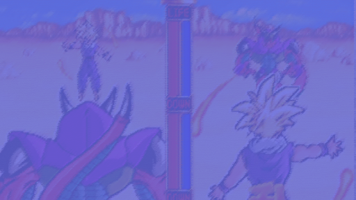 The Super Warriors of Sayan-jin - Arcade Edition  screenshots 3