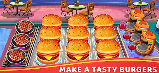 Burger Shop: Hamburger Making Cooking Game  screenshots 2